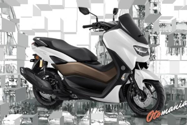 Spesifikasi dan Harga Yamaha All New NMAX 155 ABS