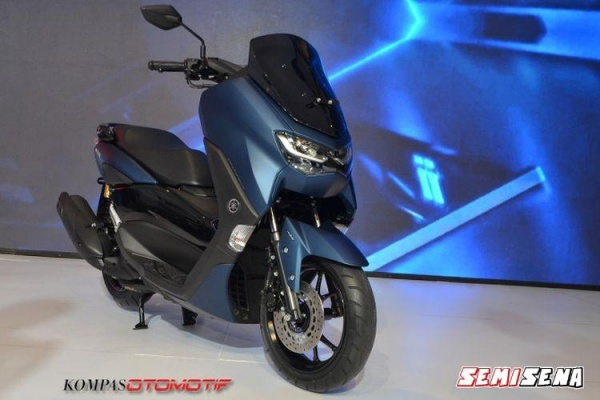 <pre><pre>Yamaha Resmi Meluncurkan NMax Facelift di Thailand