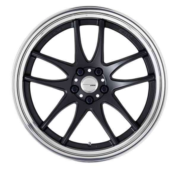 Velg Work CR-2P-SR-MBL