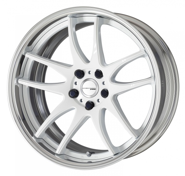 Velg Work CR-2P-WHT-2