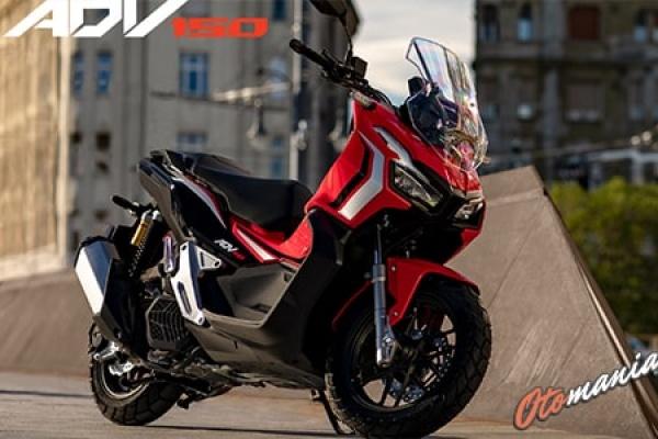 Daftar Harga Aksesoris Honda ADV 150 Original