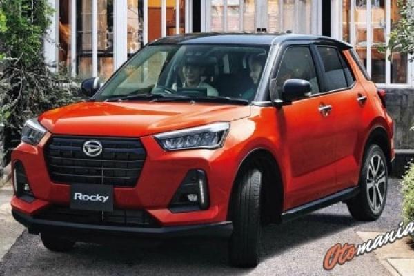 Spesifikasi dan Harga Daihatsu Rocky Terbaru