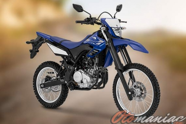 Spesifikasi dan Harga Yamaha WR155R
